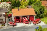 Faller 222209 Fire Station Garage II
